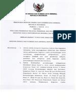PerMen ESDM No. 11 Thn 2018 - Perizinan - RKAB - Laporan.pdf