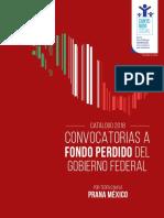 Catalogo Apoyos Sociales 2018