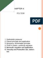 Chapter 4 Fluids
