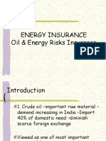 Energy Insurance Oil and Gas
