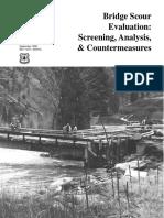 Bridge Scour Evaluation