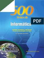 Caderno de Testes de Informática
