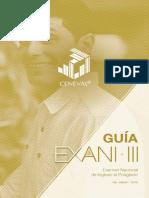 Guia EXANI-III 16a Edición