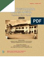Yogyakarta dalam Angka 2009
