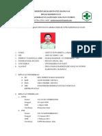 8.1.1 EP. 2 Profil Kepegawaian Petugas Laboratorium UPTD Kesehatan Saiti