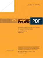 WRC 452 Bulletin 2000 Recommended practice for local heating of weld in Pressure vessel.pdf