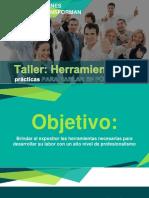 Taller Herramientas Prácticas Para Hablar en Público