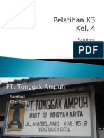 Pelatihan K3