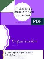 [PAI] Unidad III - Organización