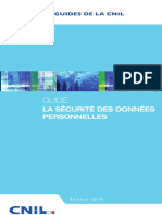 Guide Securite CNIL
