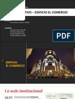 Palacio Legislativo- Edificio El Comercio