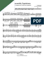 Tarantella Napoletana - Violão 1
