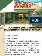 Laporan PKL Klp 1 PKM Bonto Perak