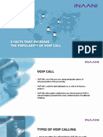5 Facts that increase the popularity of VoIP Call