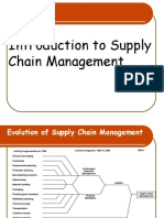 Introduction to Supply Chain Lecture Wednesday