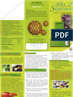 Brochure - Jabbar HBS 2 Supplement Tonik HATI