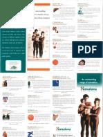 Brochure - HIMALAYA Herbal Healthcare