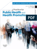 (Public Health and Health Promotion Practice) Jennie Naidoo_ Jane Wills, MSc-Developing Practice for Public Health and Health Promotion-Bailliere Tindall_Elsevier (2010)