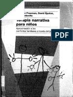Jennifer Freeman-David Epston-Dean Lobovits _ Terapia narrativa para niños-Aproximación a los conflictos familiares a través del juego.pdf