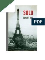 Aho Juhani - Solo