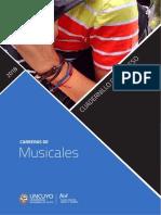 cuadernillo de música unlp