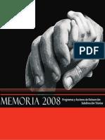 Programas de Rehabilitacion y Reincersion en Carceles Concesionadas