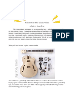 a digital guide to the electric guitar