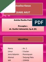 DIARE AKUT ( ANISHA RAVITA PUTRI 12-012).pptx