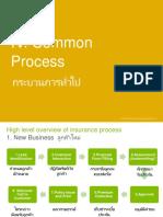 Sales & Distribution Modules Thai