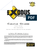 Exodus RPG Caravan Guards v2.0