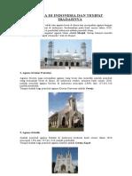 6 Agama Di Indonesia Dan Tempat Ibadahny1