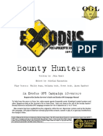 Exodus RPG Bounty Hunters v2