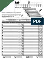LR sheet