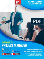 Dip Project Manager