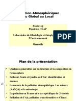 Ppt Pollution de l Air