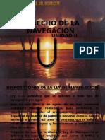 UNIDAD 2 DERECHO DE LA NAVEGACION.pptx