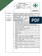 2. SOP Pendaftaran