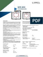 SA19 SA12 Data Sheet