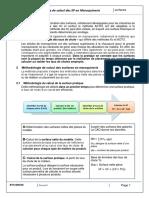 8110 Le Calcul Des Surfaces Pratique en Maroquinerie Actualise Dec 2016