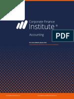 Cfi Accounting eBook