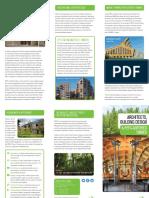 PEFC Architects Brochure