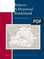 (Russian History and Culture 2) Andrew Savchenko-Belarus_ A Perpetual Borderland (Russian History and Culture)  -Brill Academic Pub (2009).pdf