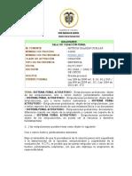 Análisis Sentencia SP9621-2017