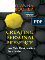 Creating Personal Presence EXCERPT