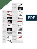 Plumbing hand tools.docx