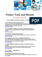 Die 75 Plus 15 Twitter Liste Von Twacebook
