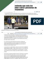 La OCDE Recomienda Que Solo Los Jubilados Puedan Cobrar Pensiones de Viudedad Permanentes , masones sionismo internacional