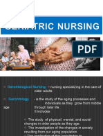 51119757 Geriatric Nursing