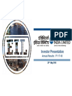 208_Download_EIL Annual PPT - FY 17-18 25 May 2018