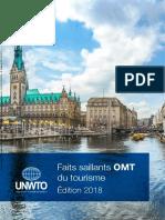 Faits Saillants Du Tourisme 2018